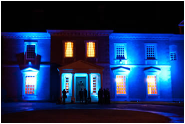 Architectural Lighting for your Party or Event in Kent