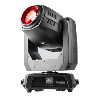 For Hire: Chauvet Intimidator Hybrid 140SR