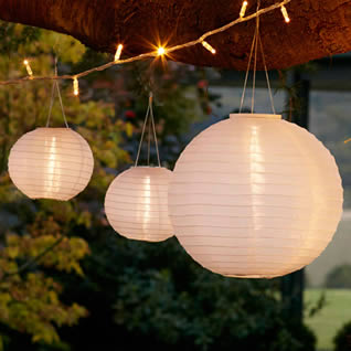 Chinese Lanterns for Hire