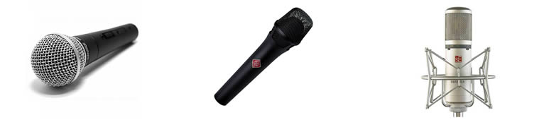 Sound Hire: Choosing microphones for your event in Kent