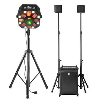 Hire a Compact Disco Package in Kent