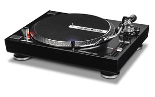 Professional hi-torque club standard turntable for Hire in Kent
