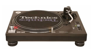 Technics SL1210 turntable for Hire in Kent