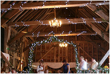 Decorative Lighting for your Party or Event in Kent