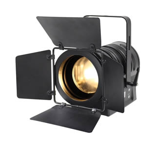 LED Warm White Fresnel for Hire in Kent