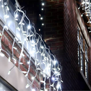 Icicle Lights for Hire in Kent
