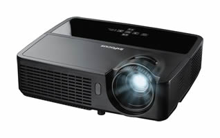 WXGA(1280 x 800) DLP Short-throw data projector for Hire in Kent