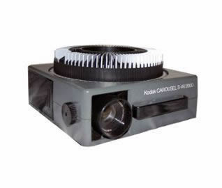 35mm Slide projector for Hire in Kent