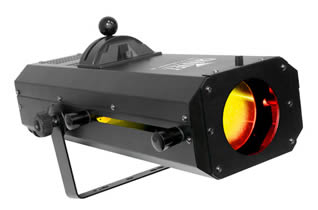 A Lightweight LED Followspot for Hire