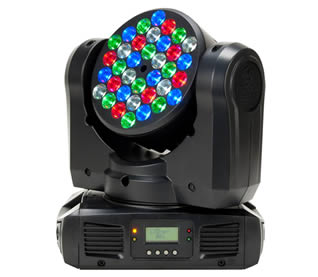 Intelligent 108W LED Wash/Beam for Hire