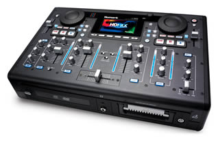Combined Multiple Media Player & Mixer for Hire in Kent