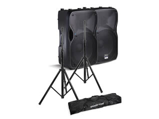 Hire an iPod Sound Package for your party in Kent