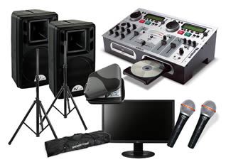 Equipment Hire: Karaoke Package in Kent