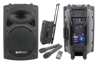 Hire a Portable PA Package in Kent