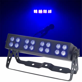 A powerful 16w LED micro bar for Hire