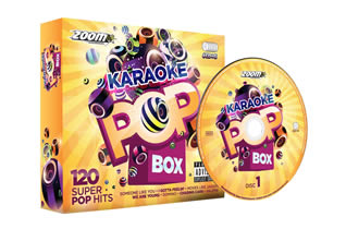 Karaoke Discs for hire in Kent and South East London