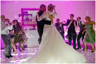 Mobile DJ for your Kent Wedding