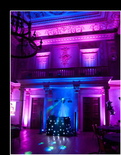 Sevenoaks Wedding DJ - Music and Lighting...