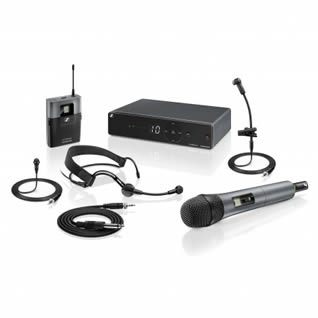 Sennheiser XS Wireless 1 for hire